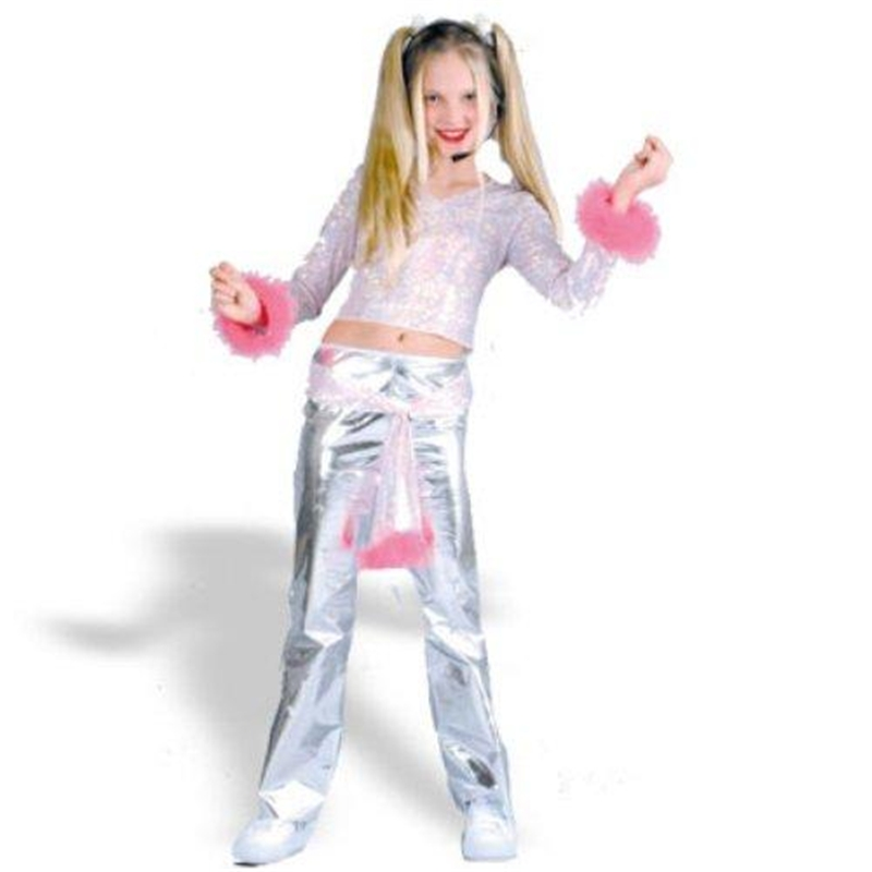 Deluxe Dream Girl Rock Star Costume