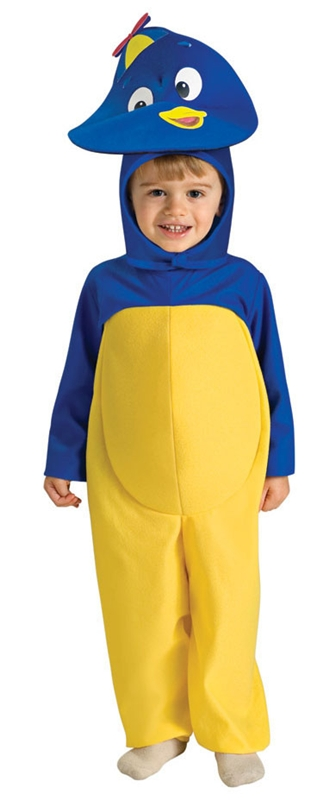 The Backyardigans Deluxe Pablo Child Costume