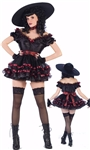 Deluxe Scarlet O Horror Adult Costume