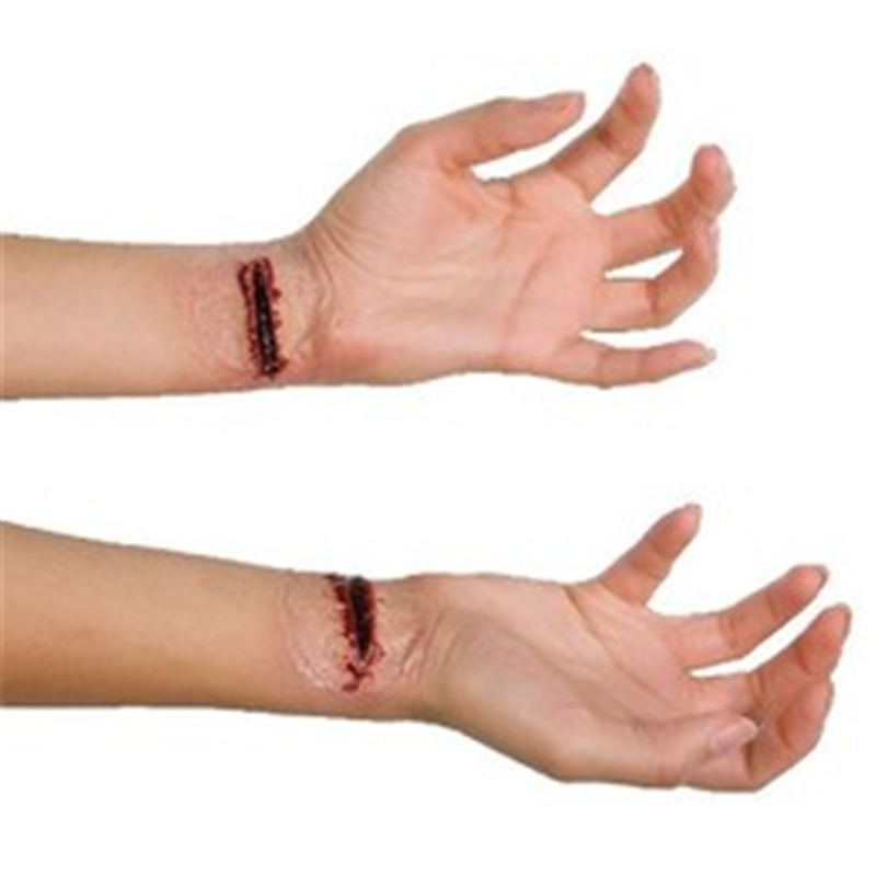Deluxe Slashed Wrist Makeup Kit