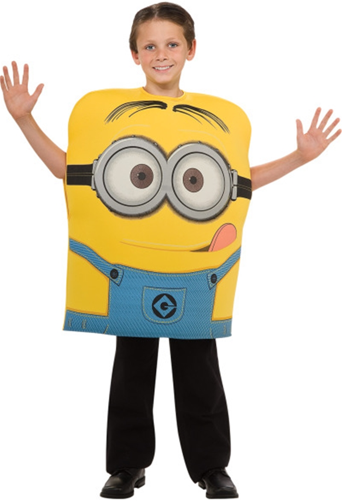 Despicable Me Minion Dave Child Tunic Costume
