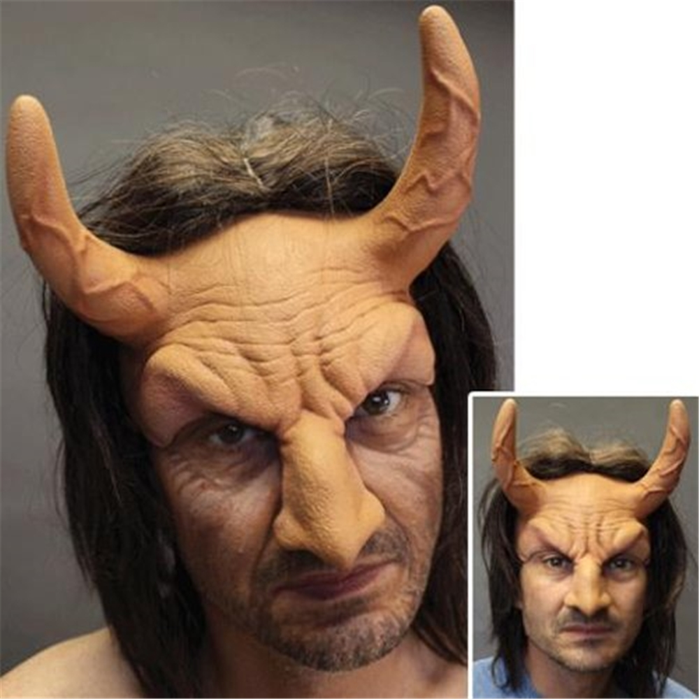 Devil Flesh Headpiece