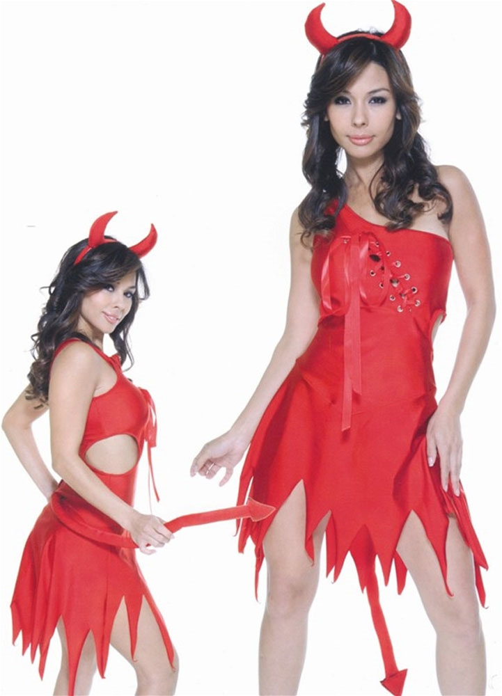 [Devilicious Adult Womens Costume] (Womens Costumes)