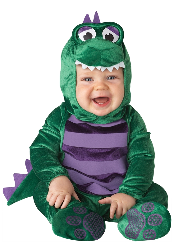 Dinky Dino Infant Costume by Incharacter