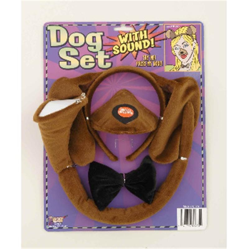 Dog Kit With Sound by Forum Novelties