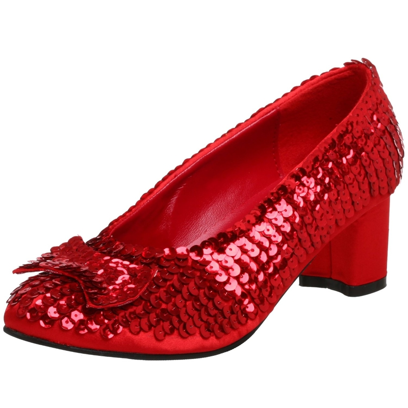 dorothy sequin shoes