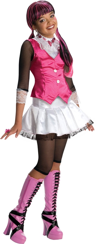 Monster High Deluxe Draculaura Child Costume