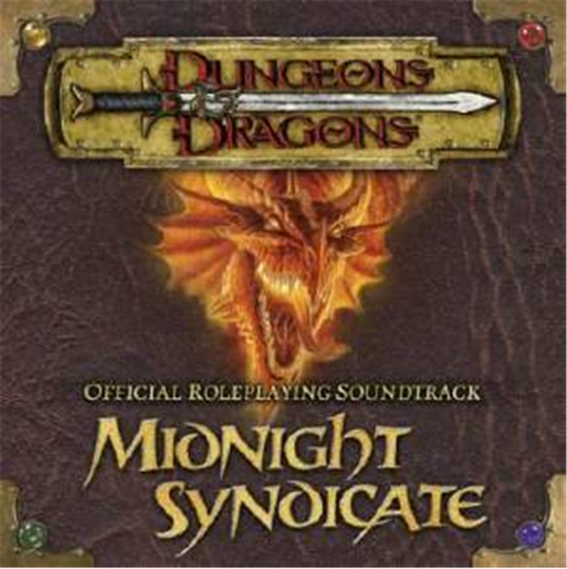 Midnight Syndicate – Dungeons and Dragons Music CD