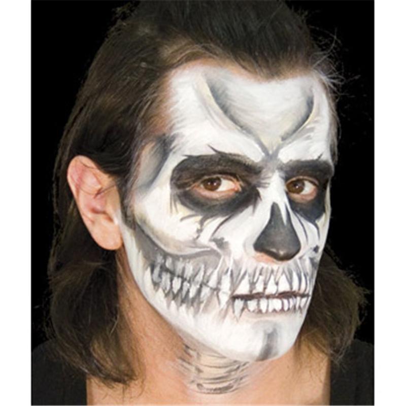 Voodoo Skull Makeup Kit (Skull Makeup Kit)
