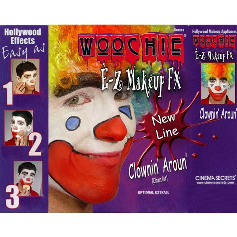 Clown Around Makeup Kit