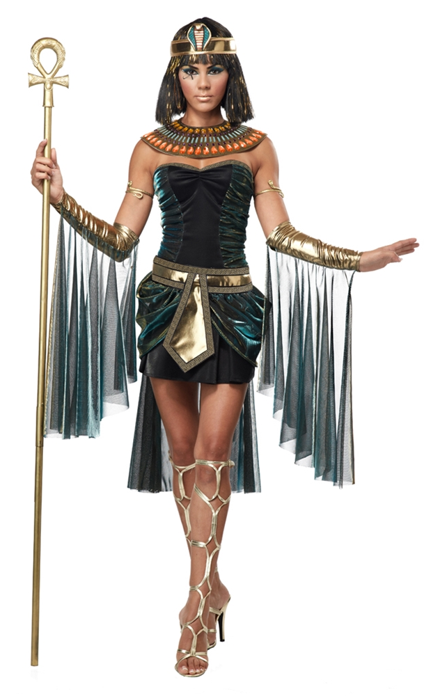 Egyptian Goddess Adult Womens Costume (Egyptian Women Costume)