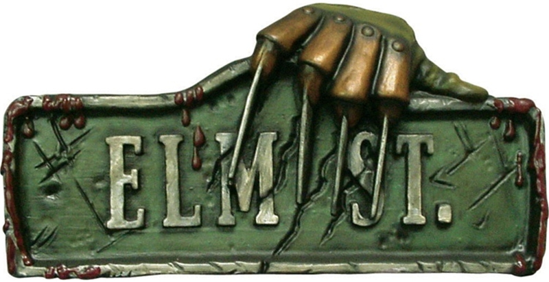 Elm Street Freddy Sign by Rubies
