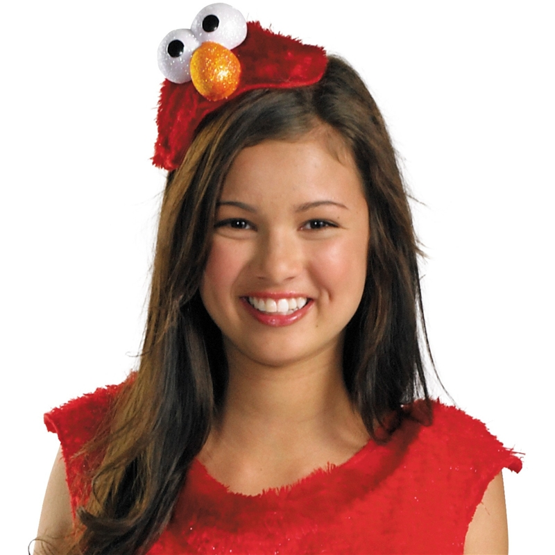 Elmo Headband by Disguise