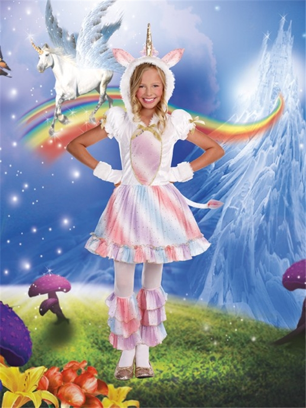 Enchanted Lil' Unicorn Child Costume