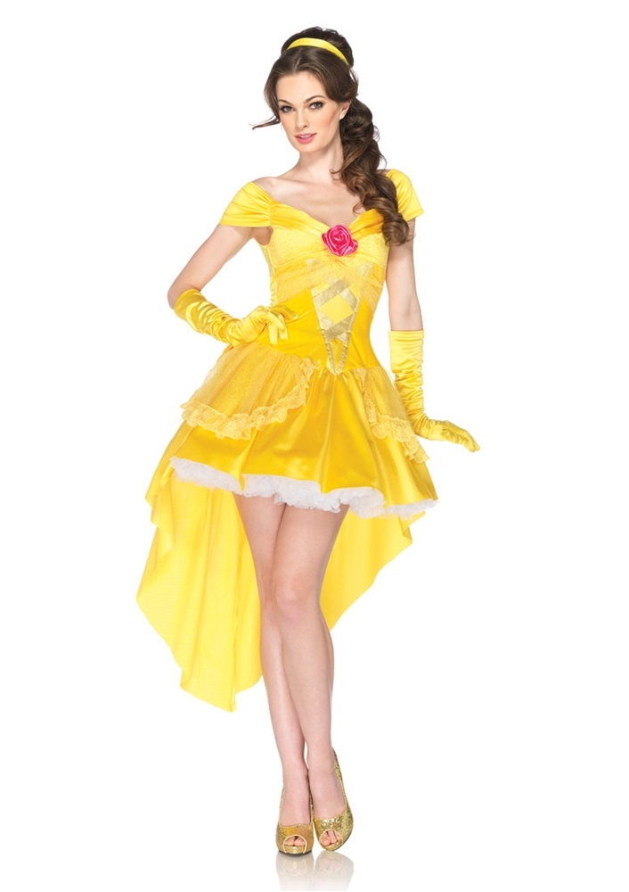 Enchanting Belle Adult Womens Costume (Belle Costumes Adult)