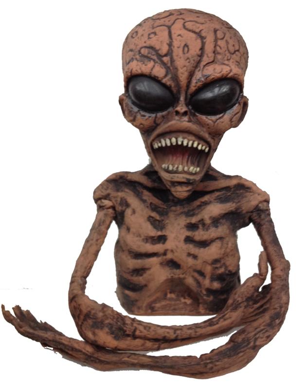 ET Alien Corpse Prop