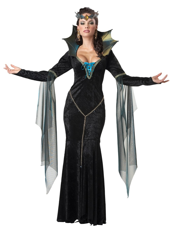 Evil Sorceress Adult Womens Costume