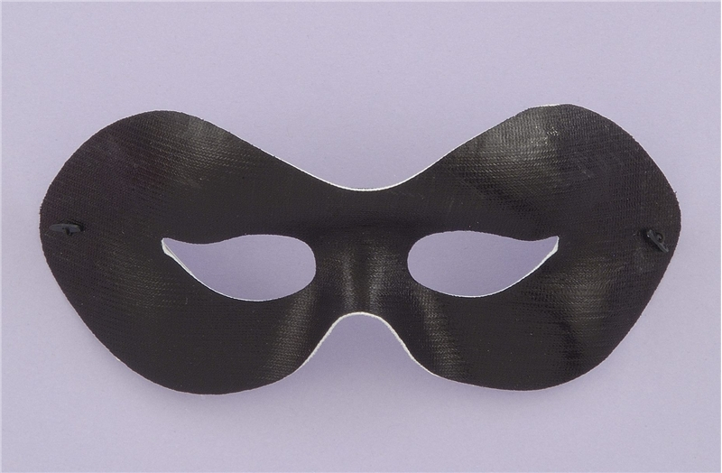 Black Eye Mask by Forum Novelties