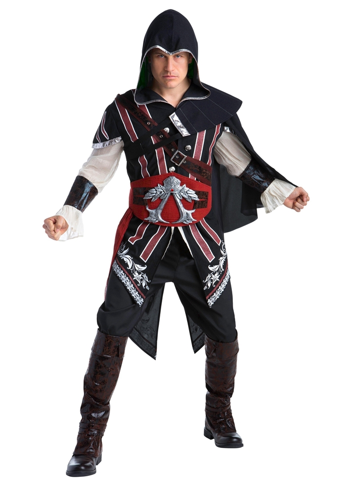 Assassin's Creed Deluxe Ezio Adult Mens Costume