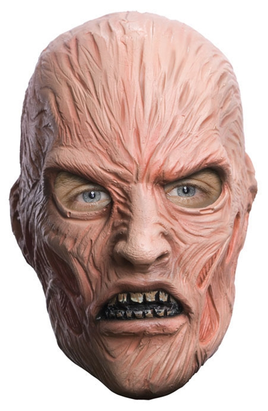 Freddy Krueger Foam Latex Adult Mask
