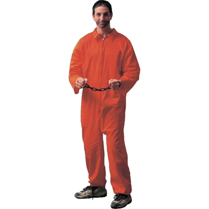 Jailbird Adult Costume by Forum Novelties