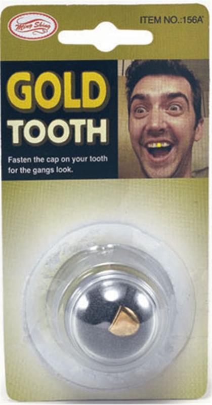 Купить False Gold Tooth