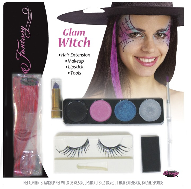 Fantasy Glam Witch Makeup Kit
