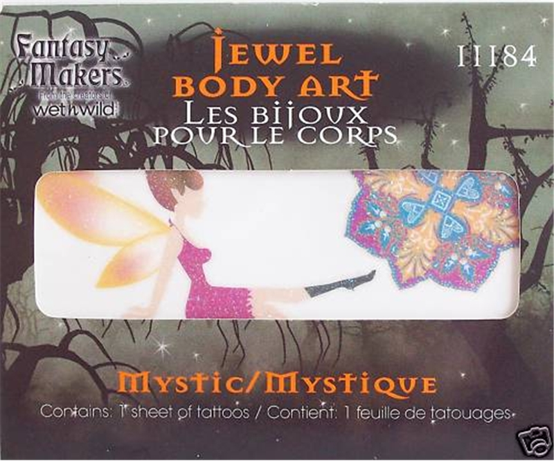 Fantasy Makers Jewel Body Art