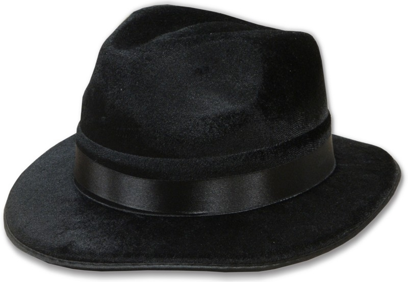 Pop Star Fedora Adult Hat