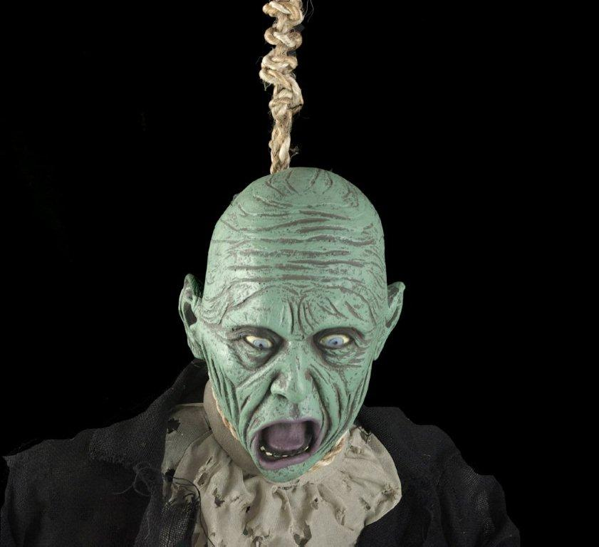 Fester Hanging Corpse Prop