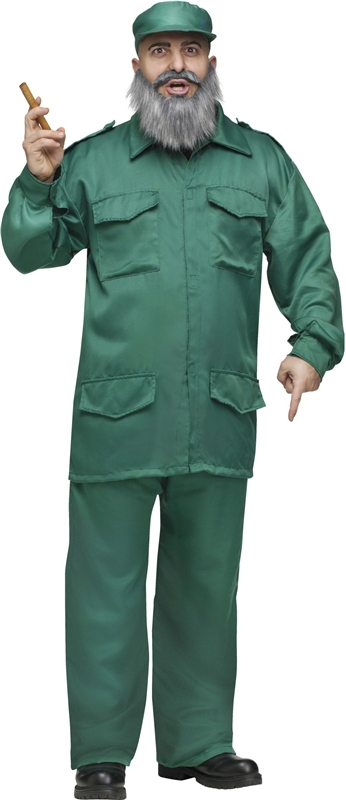 Fidel Adult Mens Costume