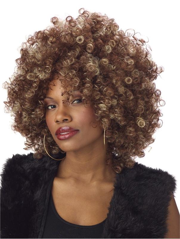 Купить Fine Foxy Fro Wig