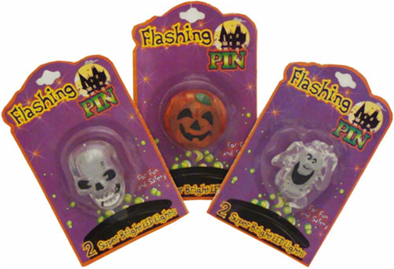 Flashing Pin (Assorted)