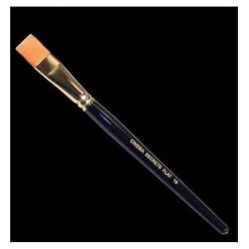 Flat Nylon Brush #16