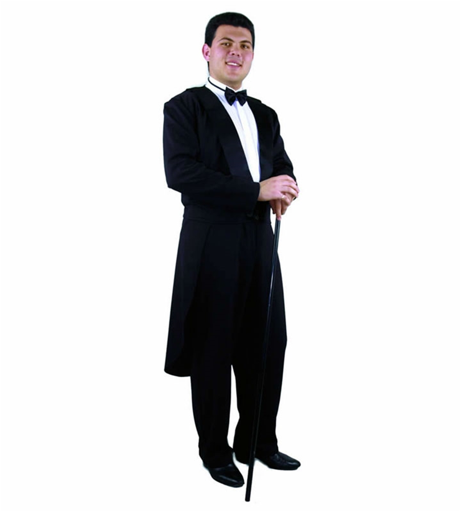 Formalities tuxedo adult mens costume for Tuxedo house