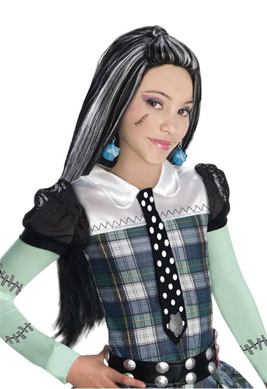 Monster High Frankie Stein Wig by Rubies