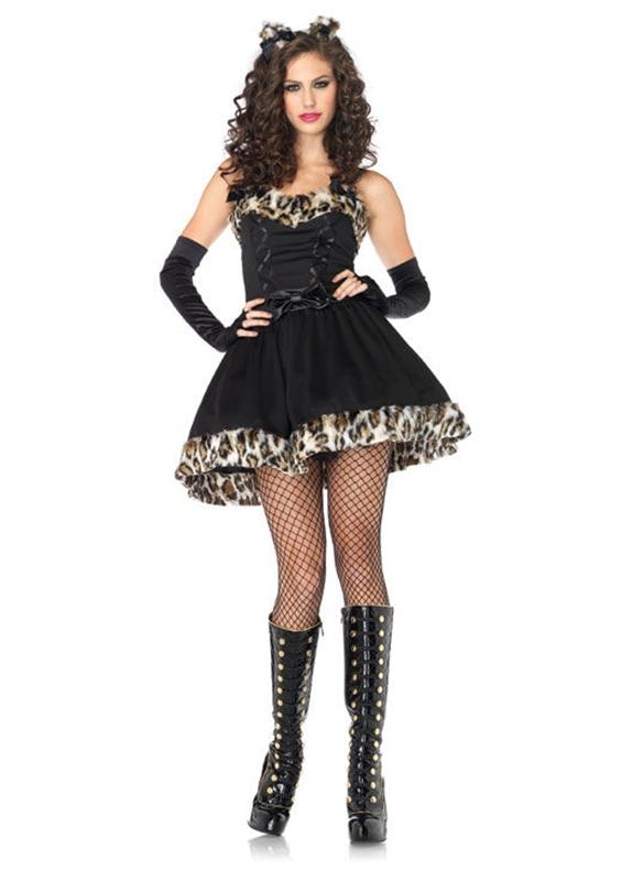 Frisky Feline Adult Womens Costume by Leg Avenue
