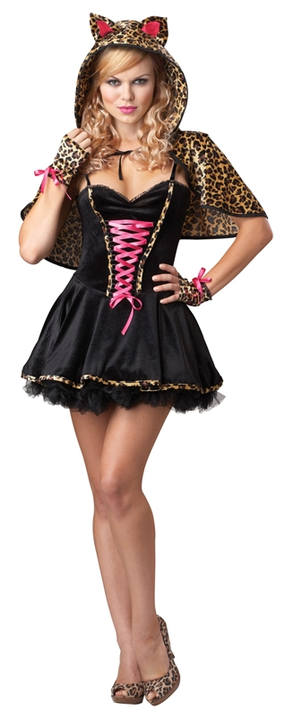 Frisky Kitty Adult Womens Costume
