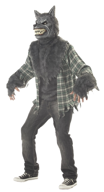 Full Moon Madness Adult Mens Costume