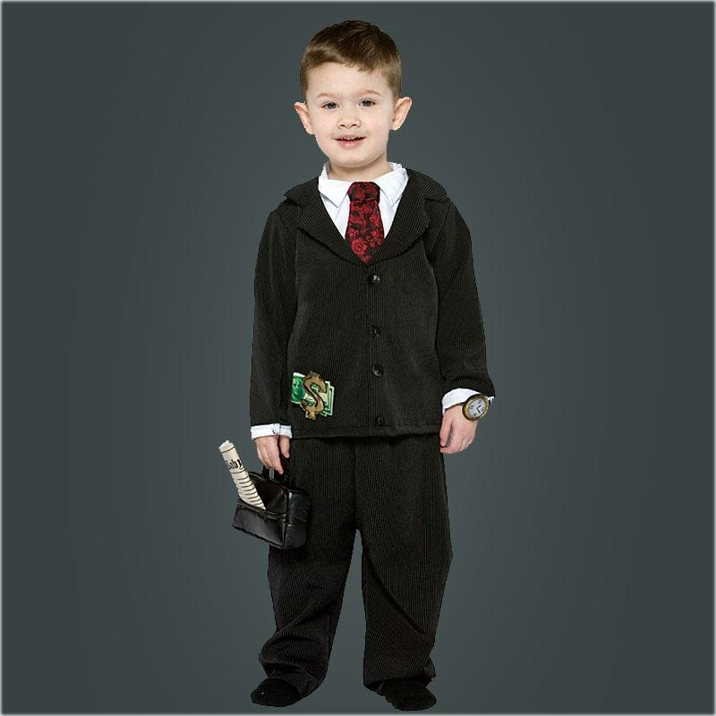 Future Tycoon Toddler Costume by Rasta Imposta
