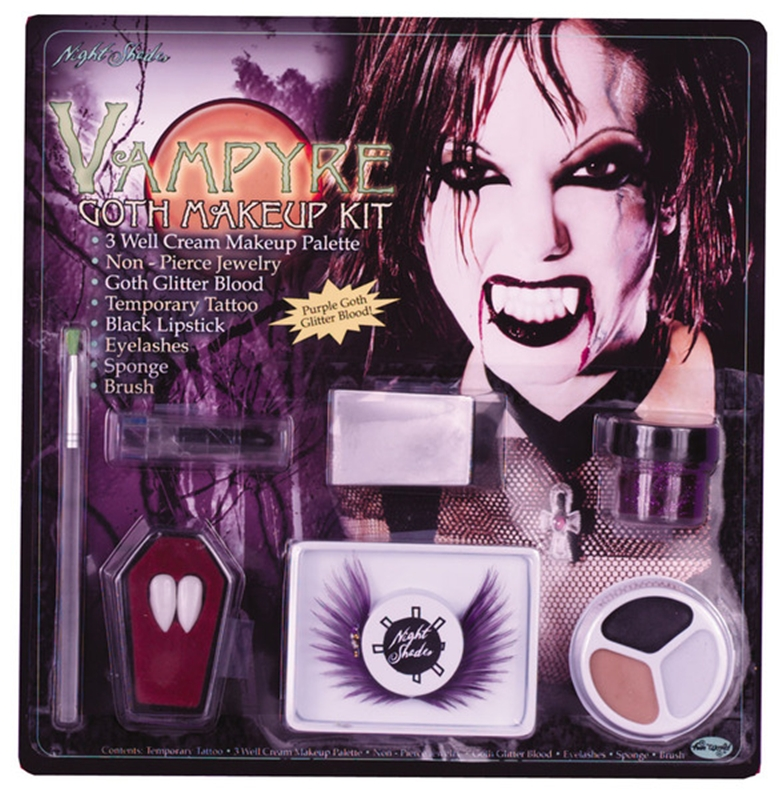 Goth Vampyre Makeup Kit