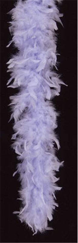 Lavender Feather Boa