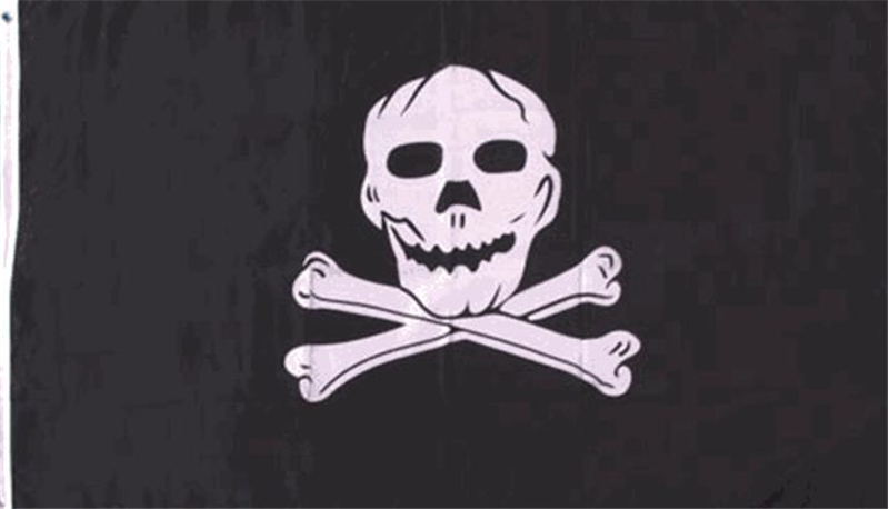 Pirate Flag 3x5ft