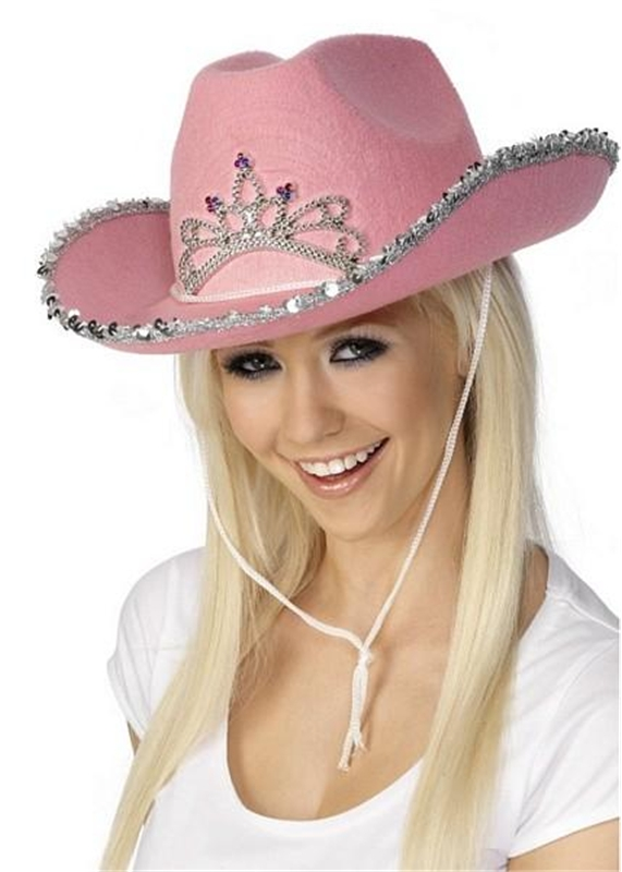 Cowgirl Adult Hat
