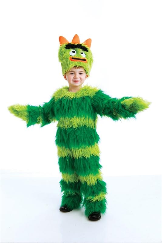Yo Gabba Gabba Brobee Toddler Costume 6839001