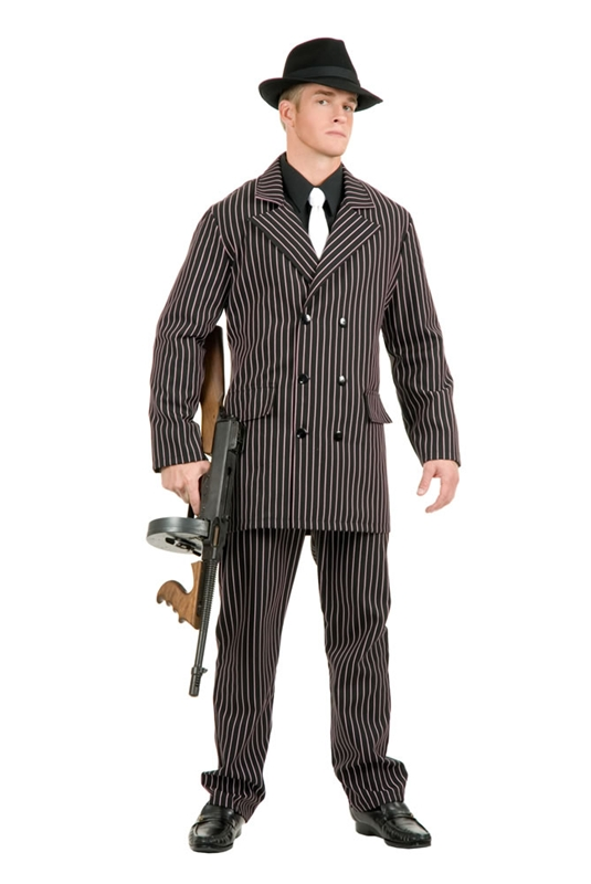 Gangster Adult Men Costume