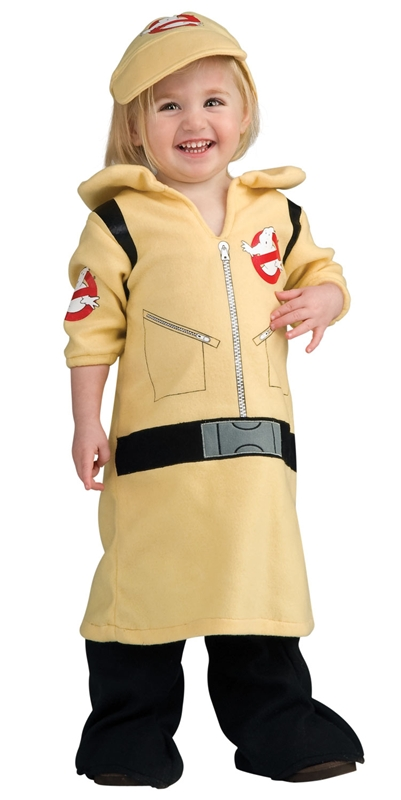 Ghostbusters Infant & Toddler Dress Costume