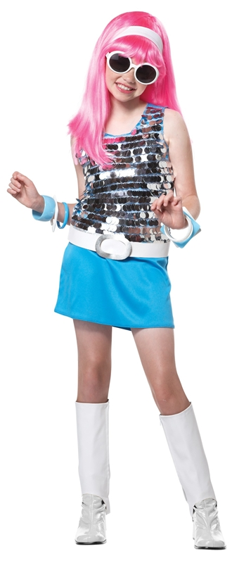 Go Go Girl Teen Costume by California Costumes
