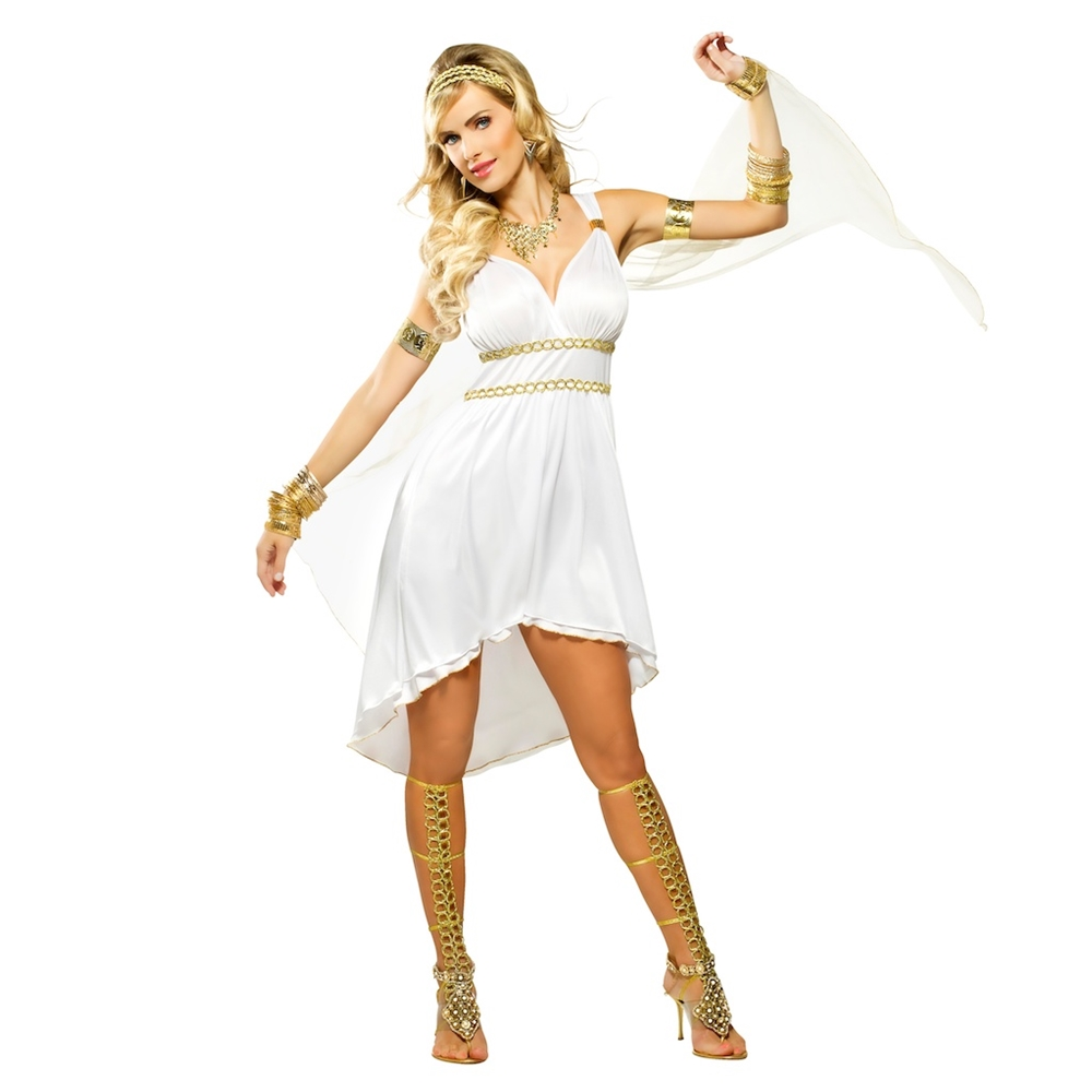 Goddess Olympia Adult Womens Costume