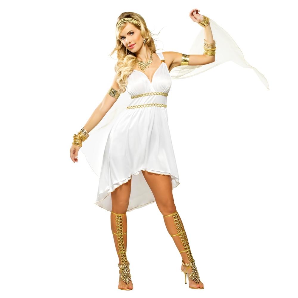 Www Halloween Decorating Ideas: Goddess Olympia Adult Womens Costume